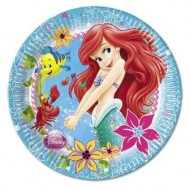 Disney Little Mermaid Ariel Party Plates