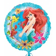 Disney Little Mermaid Ariel Under the Sea Balloon
