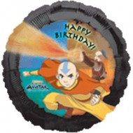 Avatar Happy Birthday Balloon