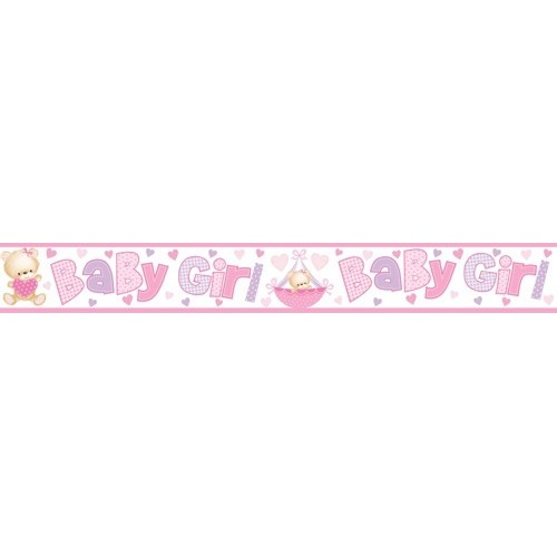it s a girl baby shower banner it s a girl baby shower banner