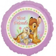 Disney Bambi & Flower Best Friends Balloon