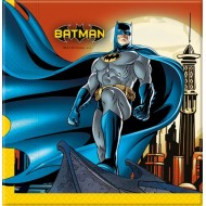 Batman Birthday Party Napkins