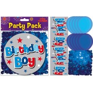 Birthday Boy Party Pack