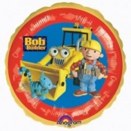 Bob the Builder & Pilchard Balloon