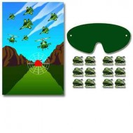 Army Tank Camouflage Party Game