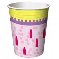 Princess Castle Party Cups