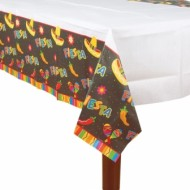 Fiesta Mexican Party Paper Table Cover