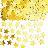 Gold Stardust Table Confetti
