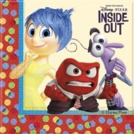 Disney Inside Out Birthday Party Napkins