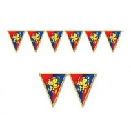 Medieval Knight Flag Pennant Bunting