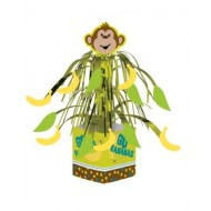 Monkey Jungle Table Centrepiece