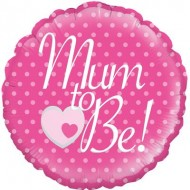 Mum To Be Baby Shower Balloon