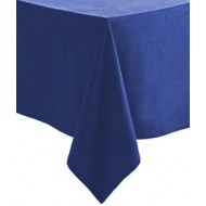 Dark Blue Navy Birthday Anniversary Tablecover x2