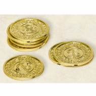 Pirate Coins Party Favour