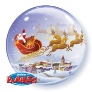 A Visit From St Nicholas Bubble Balloon