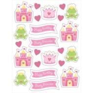 Princess Fairytale Stickers