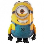 Despicable Me Stuart Minion Supershape Balloon