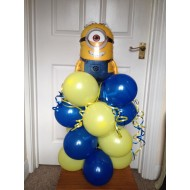Despicable Me Stuart Minion Supershape Balloon