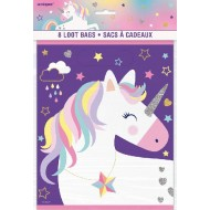 Cute Unicorn Birthday Loot / Party Bags