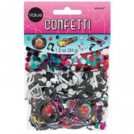 50s Rock & Roll Table Confetti