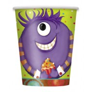 Alien Fun Birthday Party Cups