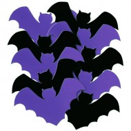 Bat Halloween Cutouts