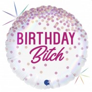 Birthday Bitch Party Balloon