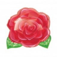 Blooming Rose Shaped Balloon