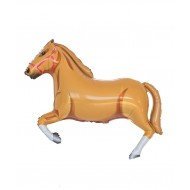 Brown Horse Supershape Balloon