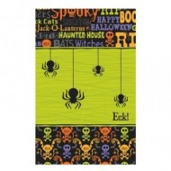 Chills and Thrills Halloween Tablecover