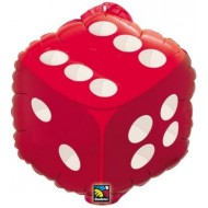 Casino Dice Balloon