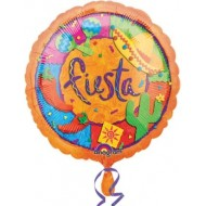 Mexican Fiesta Ole Balloon