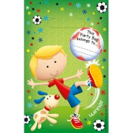 Football Boy Party Bags