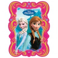 Disney Frozen Birthday Party Invitations
