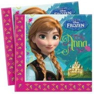 Disney Frozen Birthday Party Napkins