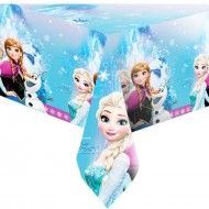 Disney Frozen Ice Kingdom Birthday Party Tablecover