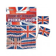 Best of British Union Jack Canape / Food / Cupcake Picks