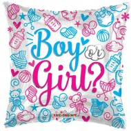 Gender Reveal Balloon Boy or Girl?
