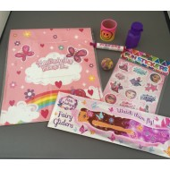 Girls Themed Filled Party Bag Kit x6