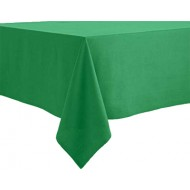 Green Christmas St Patrick's Day Tablecover x2