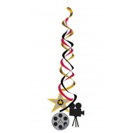 Hollywood Deluxe Hanging Spirals