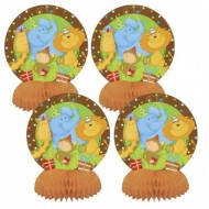 Jungle Animals Table Centrepiece x4