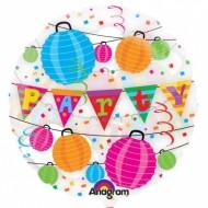 Birthday Party Chinese Lantern Large Balloon