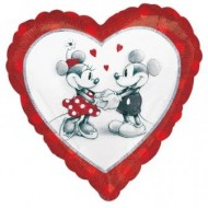 Disney Mickey Mouse & Minnie Mouse Love Balloon
