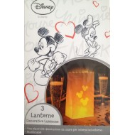 Mickey Mouse 3 Paper Lanterns