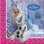 Disney Frozen Olaf Birthday Party Napkins