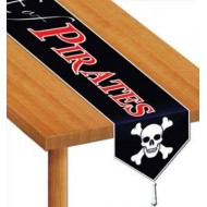 Pirate Plastic Table Runner