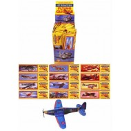 Jet Fighter Plane Gliders Party Favours x6