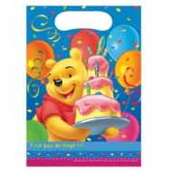 Disney Winnie the Pooh Party Bags
