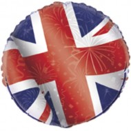 Best of British Union Jack Balloon